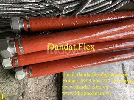 Ống nối mềm inox 304 - Ống mềm chịu nhiệt độ cao - Ống mềm inox