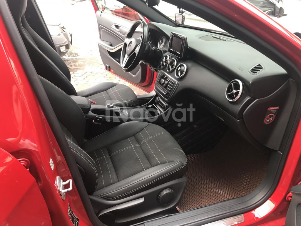 Mercedes Benz A class A200 SX 2015, đk lần đầu 08/2015
