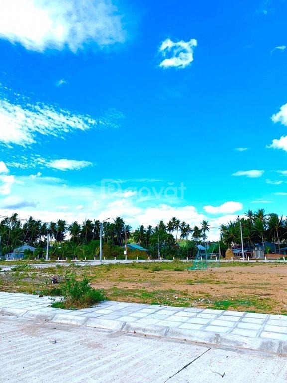 Đất nền sổ đỏ biển Phú Yên giá 568tr/nền,ngay cạnh khu resort triệu đô