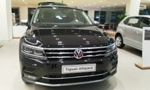 VW Tiguan Allspace tặng 172 triệu (phí trước bạ) kèm nhiều quà tặng