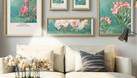 Tranh 3d trang trí nội thất gia đình (ảnh 1)