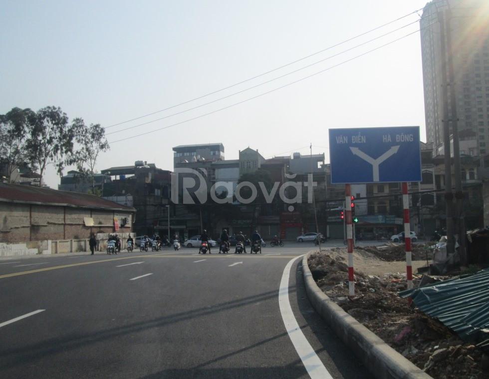 Đất chia lô ô tô tránh cạnh KĐT Xa La, phố Phùng Hưng 2 thoáng 73m2  (ảnh 1)