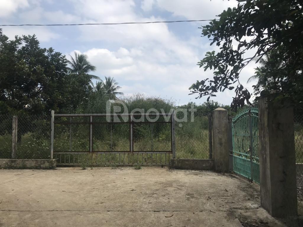 Bán 5000m2 đất có 300m2 thổ cư ngã 5 KCN Dầu Giây, Hưng Lộc, Đồng Nai