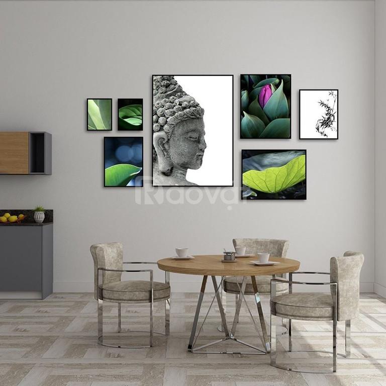 Tranh 3d trang trí nội thất gia đình (ảnh 7)