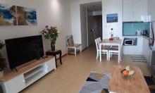 Cho thuê căn hộ chung cư 1 phòng ngủ R6 Royal city view quảng trường