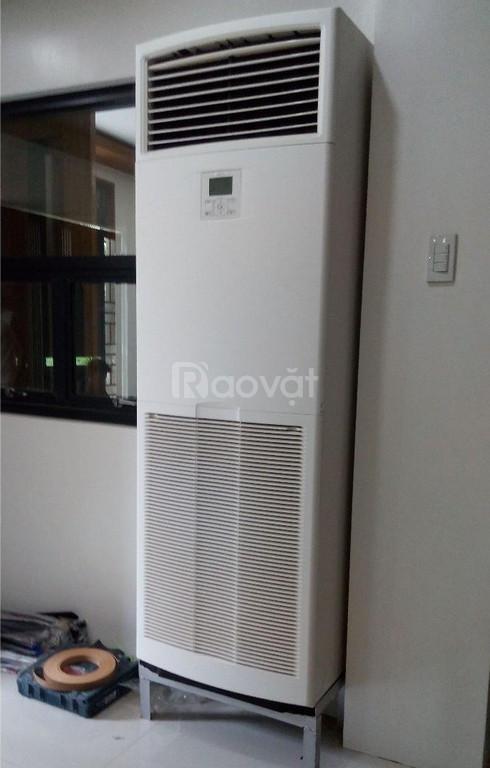 Máy lạnh tủ đứng đặt sàn Daikin – Lắp đặt sang trọng, đẹp mắt