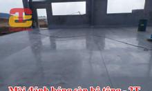 Sơn nền epoxy, cho thuê máy mài sàn bê tông
