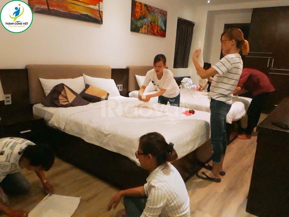 Học nghiệp vụ buồng phòng tại Đà Nẵng