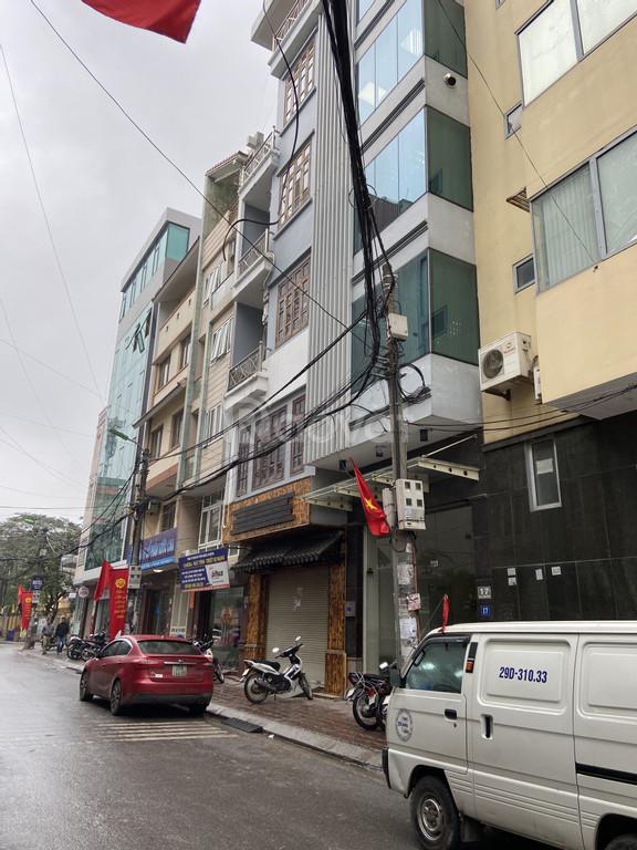 Tôi cần bán nhà mặt phố Thiên Hiền giá 12.5 tỷ nhanh gọn