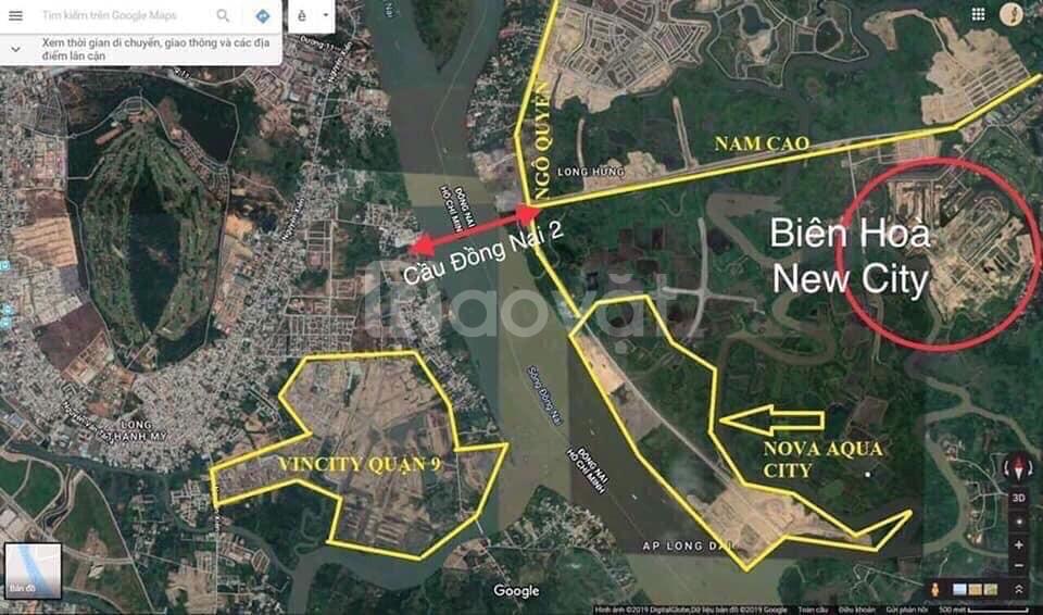 Đất nền sổ đỏ liền kề Quận 9 hạ tầng đã hoàn thiện giá chỉ 14 triệu/m2