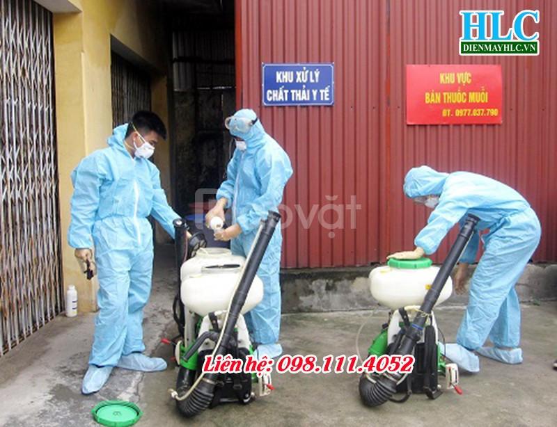 Cung cấp bình xịt, máy phun thuốc khử trùng đa năng tại Hà Nội