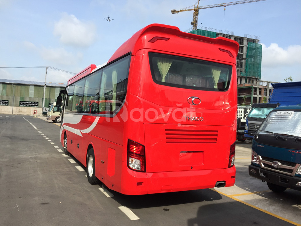 Xe khách 29 ghế Thaco Meadow TB85S đời 2020 giá tốt tại Thaco An Sương
