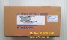 Ac servo motor Yaskawa SGMJV-04ADE6E - Cty TNHH Natatech
