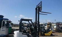 Cần bán xe nâng dầu Nissan EDM-F1F1, tải trọng 1.5 tấn, sản xuất 2010