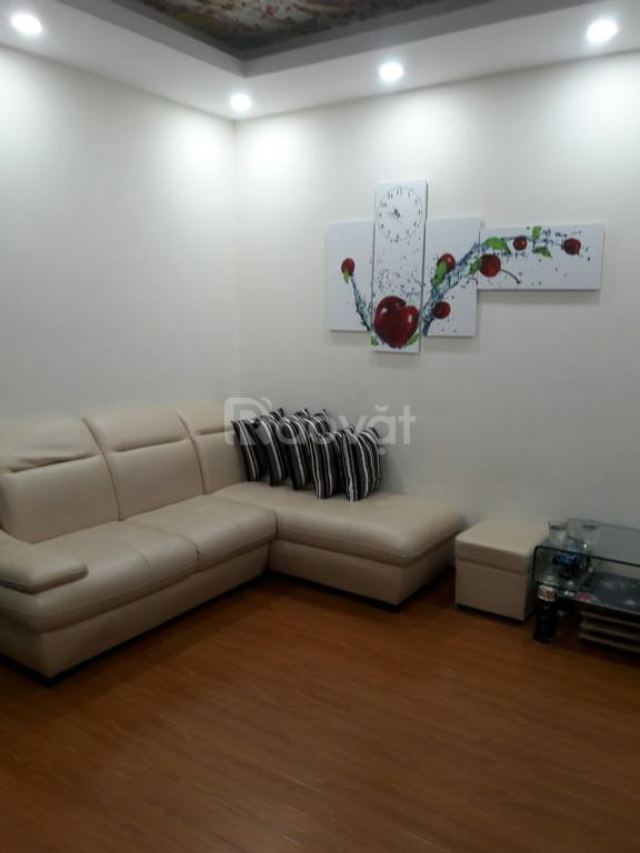 Bán căn hộ 2PN/ 42m2 giá 1 tỷ 7 Khu đô thị mới Nghĩa Đô, full nội thất (ảnh 1)