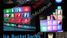 Bàn ghế nhựa led phát sáng giá rẻ, bàn bar nhiều màu (ảnh 5)