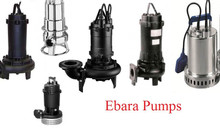 Bơm chìm nước thải Ebara 80Dvs51.5, 80dvs52.52, 80dvs53.7