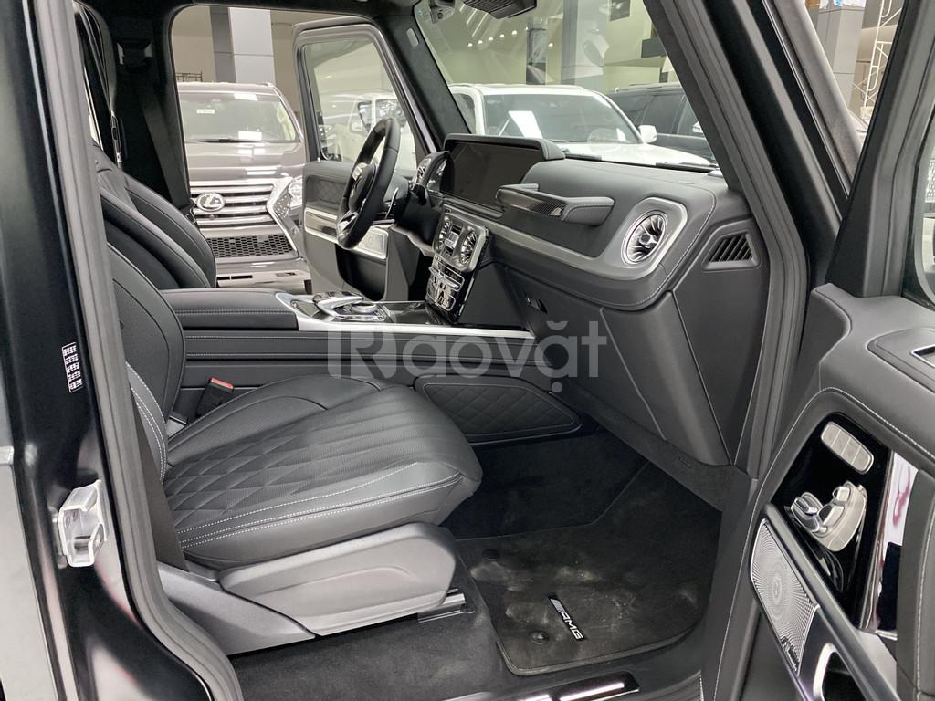 Mercedes G63 AMG Normal 2020, nhập khẩu nguyên chiếc từ Mỹ, mới 100%