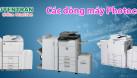 Cho thuê máy Photocopy tại huyện Thanh Trì (ảnh 1)