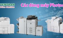 Cho thuê máy Photocopy tại huyện Thanh Trì