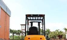 Bán xe nâng điện cũ komatsu 1,5 tấn, nhập nhật chính ngạch giá rẻ