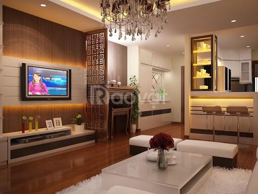 Cần bán căn CC 60 Hoàng Quốc Việt 101m2, 03 PN, full đồ đẹp