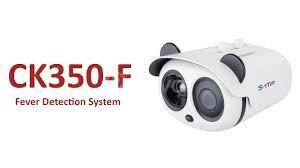 Camera nhiệt giám sát y tế thân nhiệt CK350-F