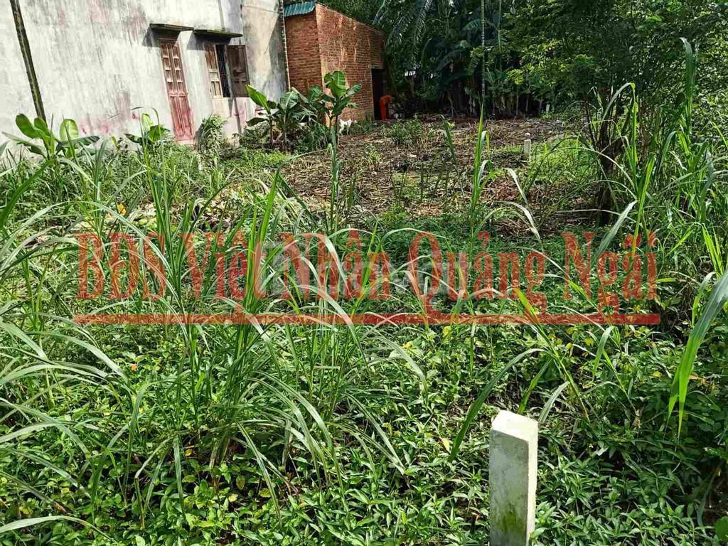 Đất nền phường Quảng Phú, TP Quảng Ngãi, 137.7 m2
