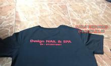 Đồng phục tiệm Nails may sẵn, đặt may theo yêu cầu