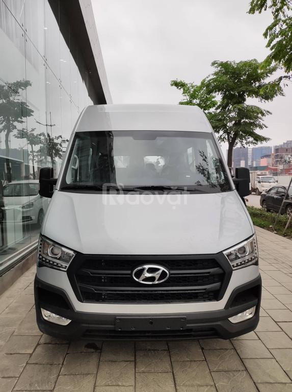 Hyundai Solati 16 chỗ 2020 giảm giá lớn, khuyến mãi hấp dẫn
