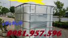 Tank IBC cũ, Tank IBC mới, bồn nhựa 1000l (ảnh 2)