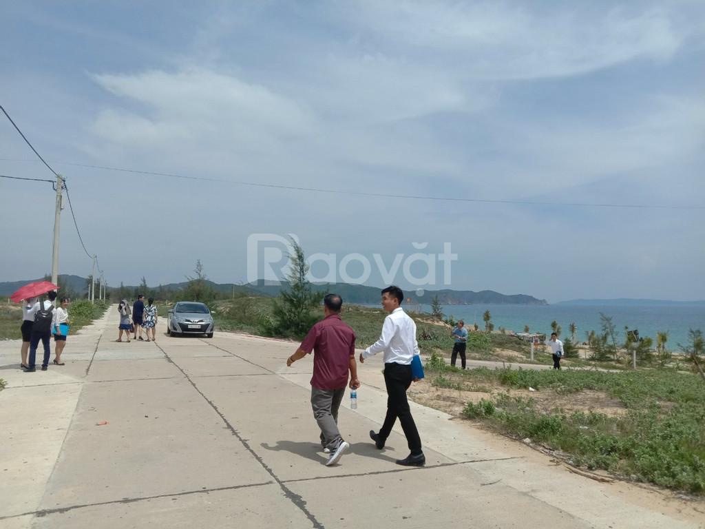 Còn vài suất đất nền biển đối diện khu resort Hòa Lợi Phú Yên