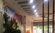 Cho thuê mặt phố kinh doanh, Trần Hòa, Định Công, 100m2, 2 tầng.