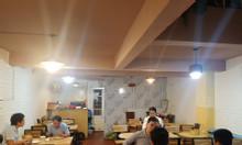 Sang nhượng quán cơm Văn Phòng đang KD tốt ở Hoàng Quốc Việt, Cầu Giấy