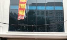 Cho thuê nhà 5tầng có thang máy làm VP, cửa hàng đường Phạm Văn Đồng