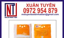 Túi gạo cao cấp, túi gạo xuất khẩu