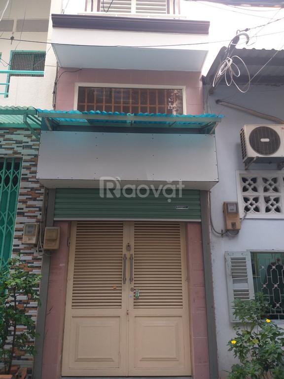 Nhà cho thuê nguyên căn, hẻm 5m, Hòa Hảo, P5,Q10, Tp.HCM