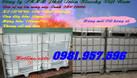 Tank IBC cũ, Tank IBC mới, bồn nhựa 1000l (ảnh 1)