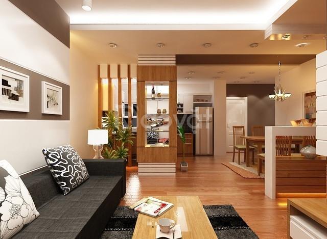 Cần bán căn hộ 91m2, 3PN tòa A6 An Bình City đầy đủ nội thất.