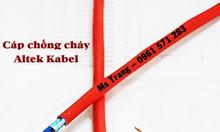 Dây cáp điện chống cháy chống nhiễu FR 2x1 hãng Altek Kabel Đức