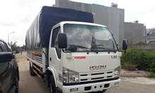 Giá xe tải Isuzu Vĩnh Phát 1.9 tấn thùng dài