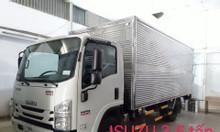 ISUZU 3.5 tấn, KM máy lạnh, 9 phiếu bảo dưỡng, Radio MP3...
