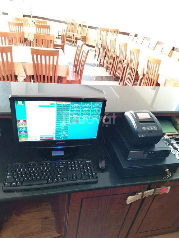 Máy tính tiền cho tiệm thuốc tây tại Tây Ninh