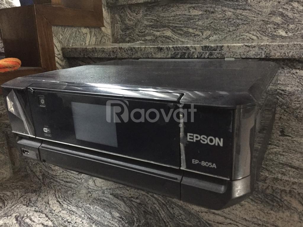 Máy in màu epson 805A, máy in màu đẳng cấp pro