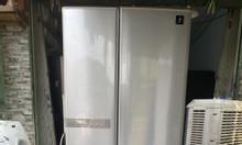 Tủ lạnh SHARP SJ-XF44W, Dung tích 440L #Date 2012