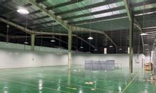 Cho thuê nhà xưởng KCN huyện Gia Bình, Bắc Ninh, giá tốt.
