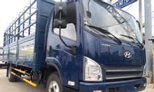 Xe tải 8 tấn faw máy hyundai thùng mui bạt 6m3