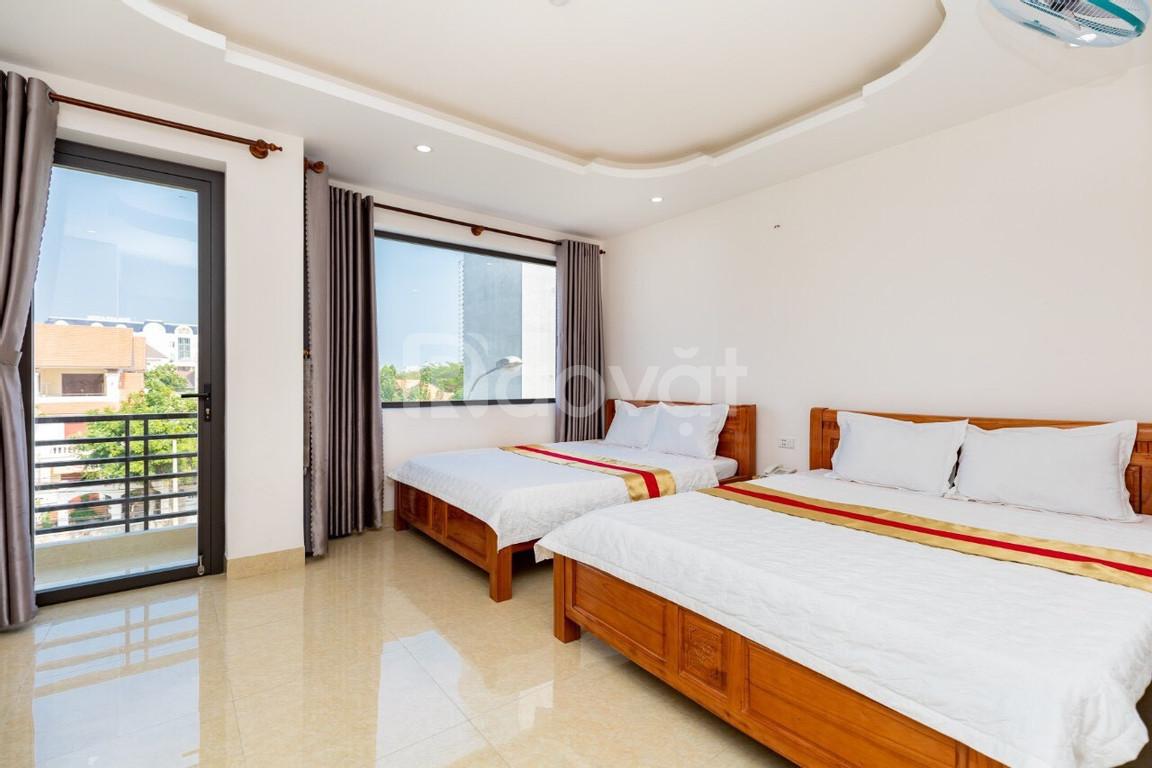 Cho thuê khách sạn Phan Huy Ích, TP.Vũng Tàu