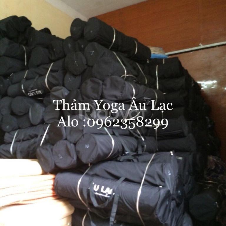 Thảm yoga âu lạc