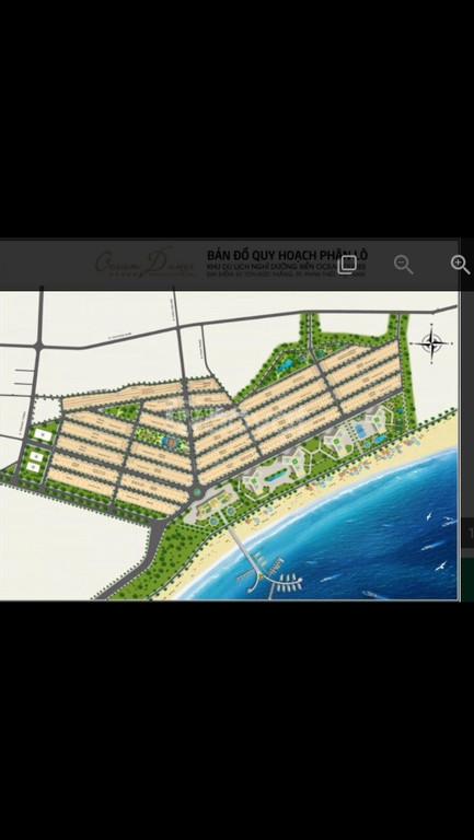 Bán 2 lô đất nền dự án Rạng Đông, Ocean Dunes, Phan Thiết, giá tốt